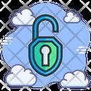 Lock Open Unlock Pad Lock Icon