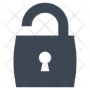 Lock Security Open Icon