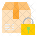 Lock Package Icon