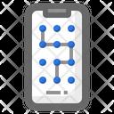 Lock Pattern Icon