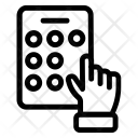 Lock pattern Icon