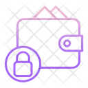Lock Payment Bills Icon