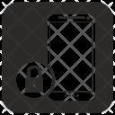 Phone Lock Device Icon