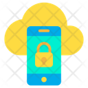 Cloud Phone Smart Phone Icon