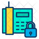 Lock Phone Icon