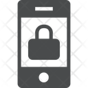 Secure Phone Protedcted Phone Phone Phone Protectionsecurity Icon