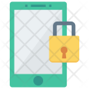 Lock Mobile Phone Icon