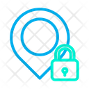 Lock Place Icon