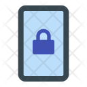 Lock portrait Icon