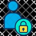 Lock Profile Protection Icon