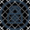 Lock Risk Icon