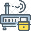 Lock Router Icon