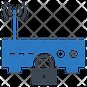 Lock Router Icon