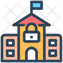 Lock School Icon