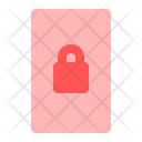 Lock Phone Smartphone Icon