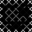 Led Lock Lock Screen Icon