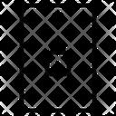 Lock Screen Display Icon