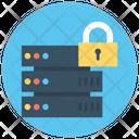 Lock Server Server Protection Locked Icon