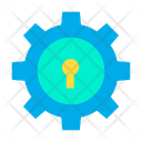 Lock Setting Icon