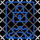 Setting Lock Management Icon