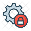 Lock Setting Icon