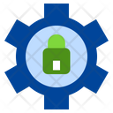 Lock Setting Security Setting Setting Icon