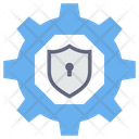 Setting Shield Lock Icon
