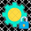 Cog Wheel Cog Configuration Icon