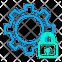 Lock Settings Icon