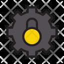 Lock Setting Protection Icon