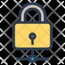 Lock sharing Icon