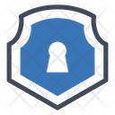 Lock Shield Security Icon