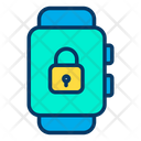Lock Smartwatch Icon