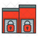 Lock storage Icon