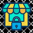 Lock Store Icon