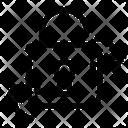 Lock Synchronization Icon