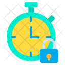 Watch Stopwatch Lock Timer Icon