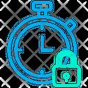 Lock Timer Icon