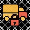 Lock Truck Icon