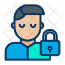 Lock User Icon