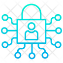Lock Usermsecure User User Connection User Netowrk Icon