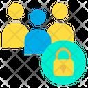 Lock Safe Safety Icon