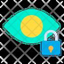 Lock View Icon