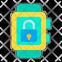 Lock Watch Icon