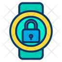 Lock Watch Icon
