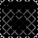 Lock Website Webpage Icon