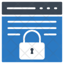 Lock Webpage Icon
