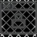 Secure Webpage Secure Website Safe Website Icon
