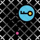 Lock Wifi Icon