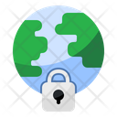 Lockdown Coronavirus Virus Icon